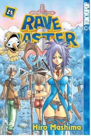 Rave Master, Vol. 25