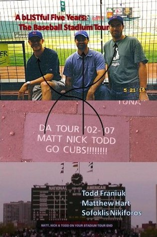 A bLISTful 5 Years: The Baseball Stadium Tour