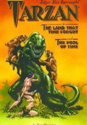 Edgar Rice Burroughs' Tarzan: The Land That Time Forgot Pdf Book