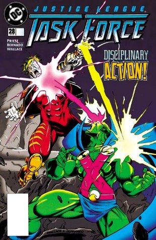 Justice League Beyond #17