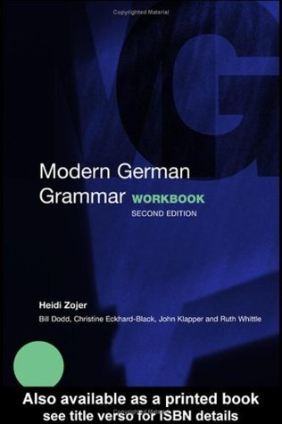 Modern German Grammar Workbook (Modern Grammar Workbooks)