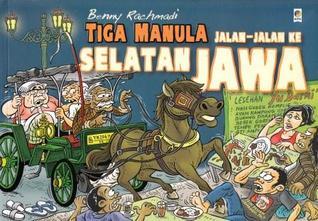 Tiga Manula Jalan-jalan ke Selatan Jawa