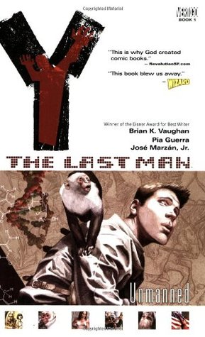 Y: The Last Man, Vol. 1: Unmanned (Y: The Last Man, #1)