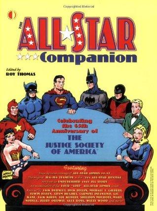 All-Star Companion, Volume 1