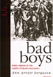 Bad Boys: Public Schools in the Making of Black Masculinity Pdf Book