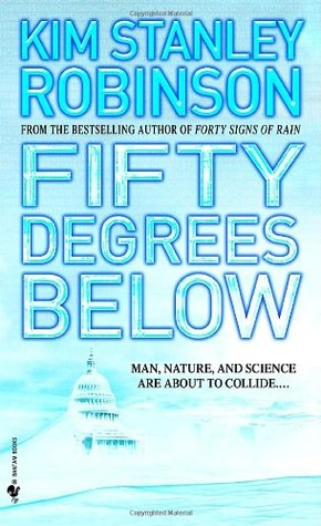 Fifty Degrees Below (Science in the Capital, #2)