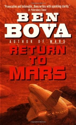 Return to Mars (The Grand Tour, #7)