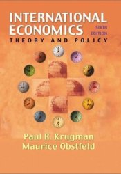 International Economics: Theory and Policy Pdf Book