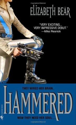 Hammered (Jenny Casey, #1)