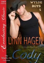 Cody (Wylde Boys #4) Pdf Book