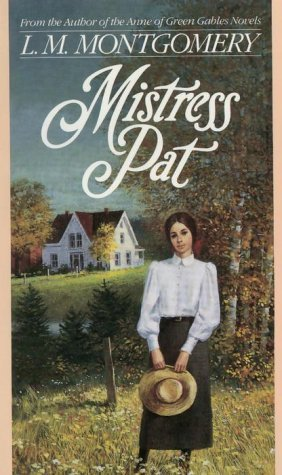 Mistress Pat (Pat, #2)