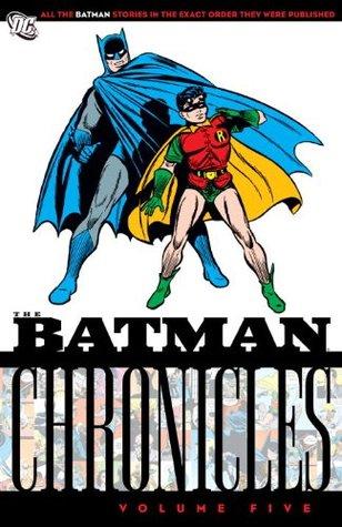 The Batman Chronicles, Vol. 5