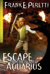 Escape from the Island of Aquarius (The Cooper Kids Adventures, #2)