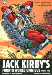Jack Kirby's Fourth World Omnibus, Vol. 2 Book by Jack Kirby