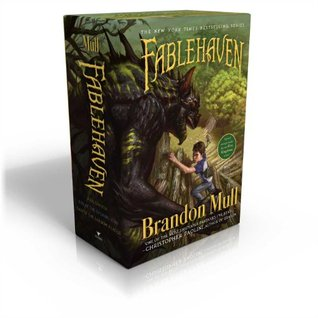 Fablehaven; Rise Of The Evening Star; Grip Of The Shadow Plague By