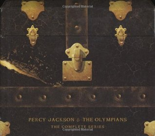 Percy Jackson and the Olympians Boxed Set (Percy Jackson and the Olympians, #1-5)
