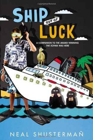 Ship Out of Luck (Antsy Bonano, #3)