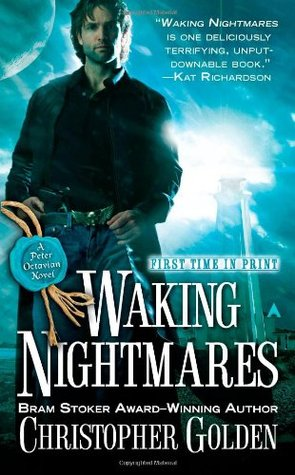 Waking Nightmares (Shadow Saga #5)