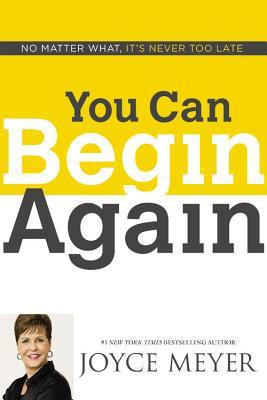 It's Never Too Late: No Matter What, You Can Begin Again