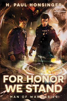 For Honor We Stand Book Cover
