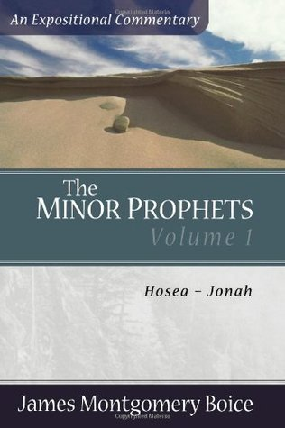 The Minor Prophets,  vol. 1: Hosea - Jonah