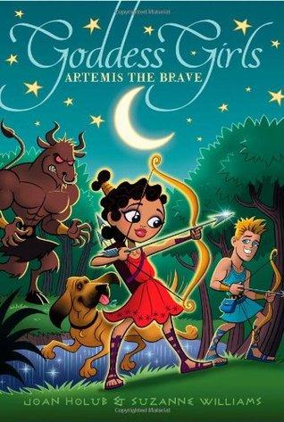 Artemis the Brave (Goddess Girls, #4)