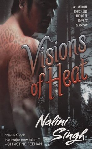 Visions of Heat (Psy-Changeling #2)