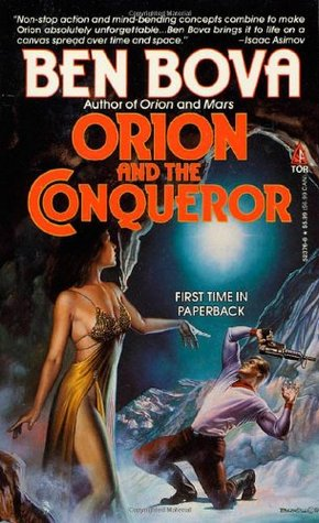 Orion and the Conqueror (Orion, # 4)
