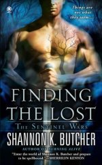 Book Review: Shannon K. Butcher's Finding the Lost