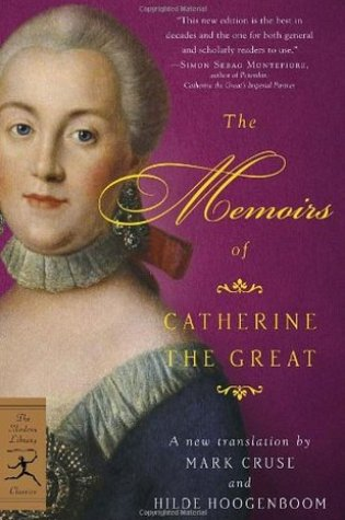 The Memoirs of Catherine the Great PDF Book by Catherine the Great, Hilde Hoogenboom, Markus Cruse PDF ePub
