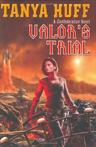 Valor's Trial (Confederation, #4)