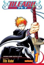 Bleach, Volume 01 Pdf Book