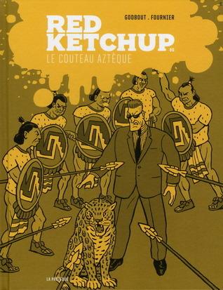 Le Couteau Aztèque (Red Ketchup #5)