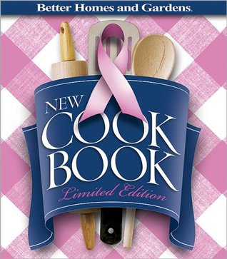 "New Cook Book, Limited Edition ""Pink Plaid"" : For Breast Cancer Awareness"