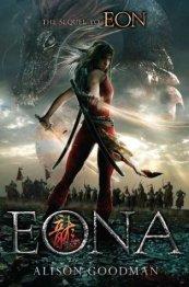Eona: The Last Dragoneye (Eon, #2)