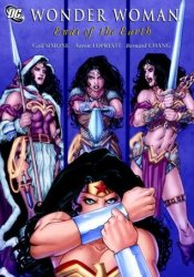 Wonder Woman, Vol. 4: Ends of the Earth Book by Gail Simone