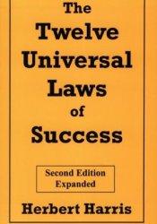 The Twelve Universal Laws of Success Pdf Book
