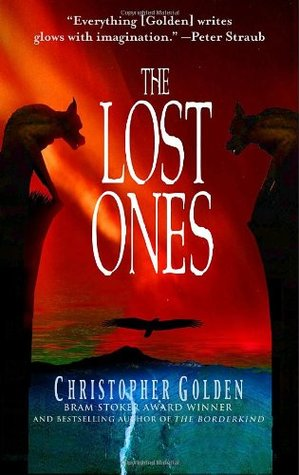 The Lost Ones (The Veil, #3)