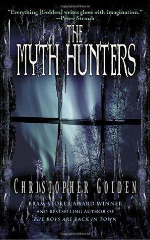 The Myth Hunters (The Veil, #1)