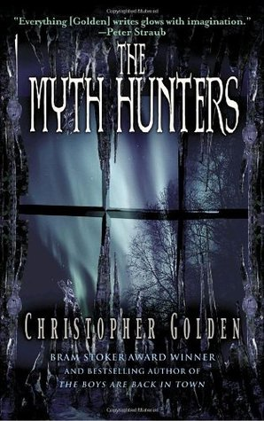 The Myth Hunters (The Veil, #1)