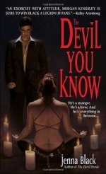 Book Review: Jenna Black's The Devil You Know