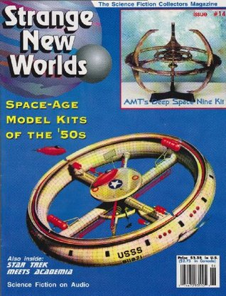 Strange New Worlds #14 1994 50s Space-Age Model Kits Star Trek
