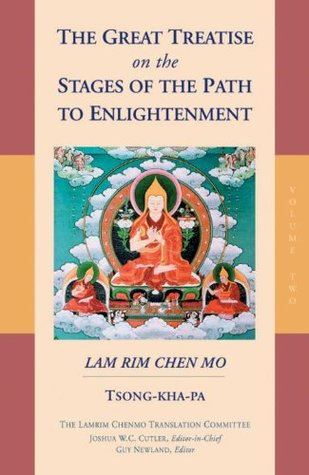 The Great Treatise on the Stages of the Path to Enlightenment (Volume 2)