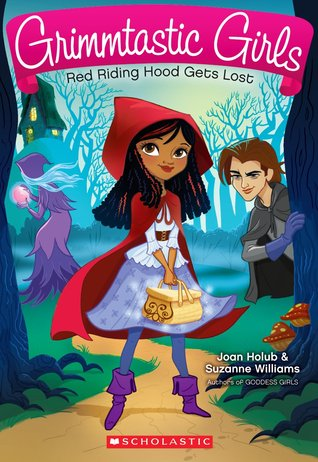Red Riding Hood Gets Lost (Grimmtastic Girls, #2)