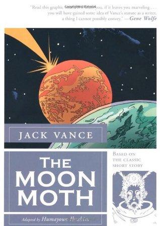 The Moon Moth (Graphic Novel)