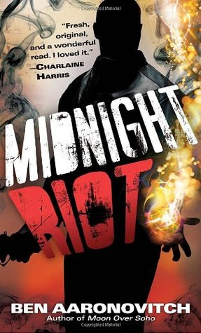 Midnight Riot (Peter Grant, #1)
