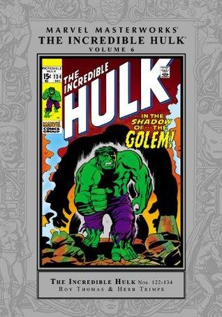 Marvel Masterworks: The Incredible Hulk, Vol. 6