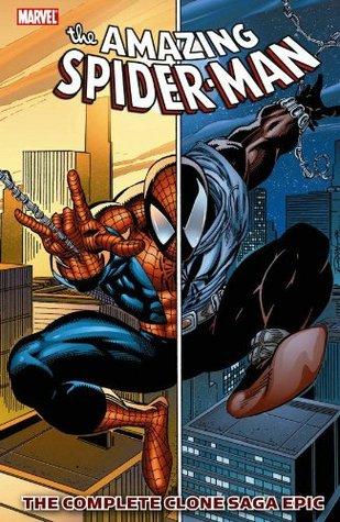 The Amazing Spider-Man: The Complete Clone Saga Epic, Vol. 1