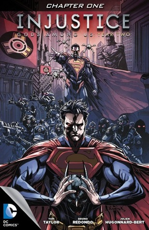 Injustice: Gods Among Us: Year Two (Digital Edition) #1