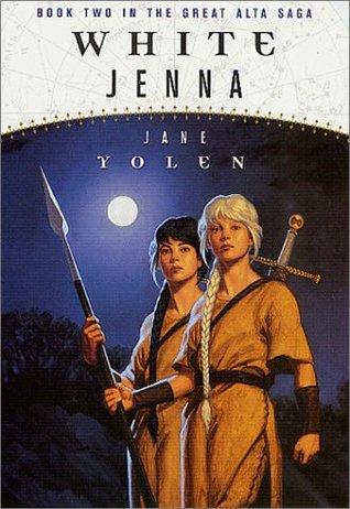 White Jenna (Great Alta, #2)